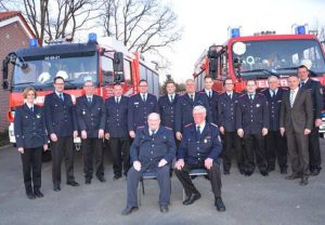 Freiwillige Feuerwehr Bad Bentheim zog Bilanz