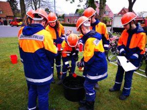 Kreisjugendfeuerwehrtag und Geschicklichkeitsspiele bei der Feuerwehr Neugnadenfeld