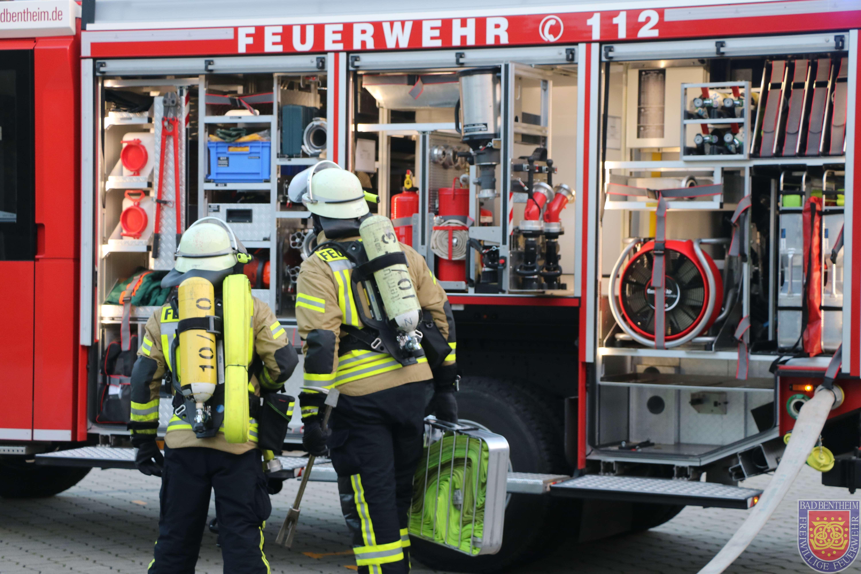 F3 – Fahrzeugbrand