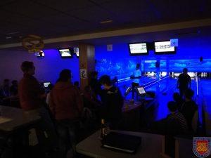 Besuch der Bowlingbahn in Nordhorn