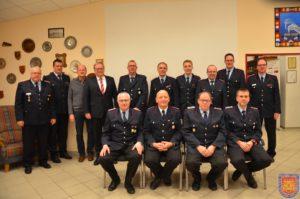 Einsatzreiches Jahr für die Feuerwehren in Bad Bentheim