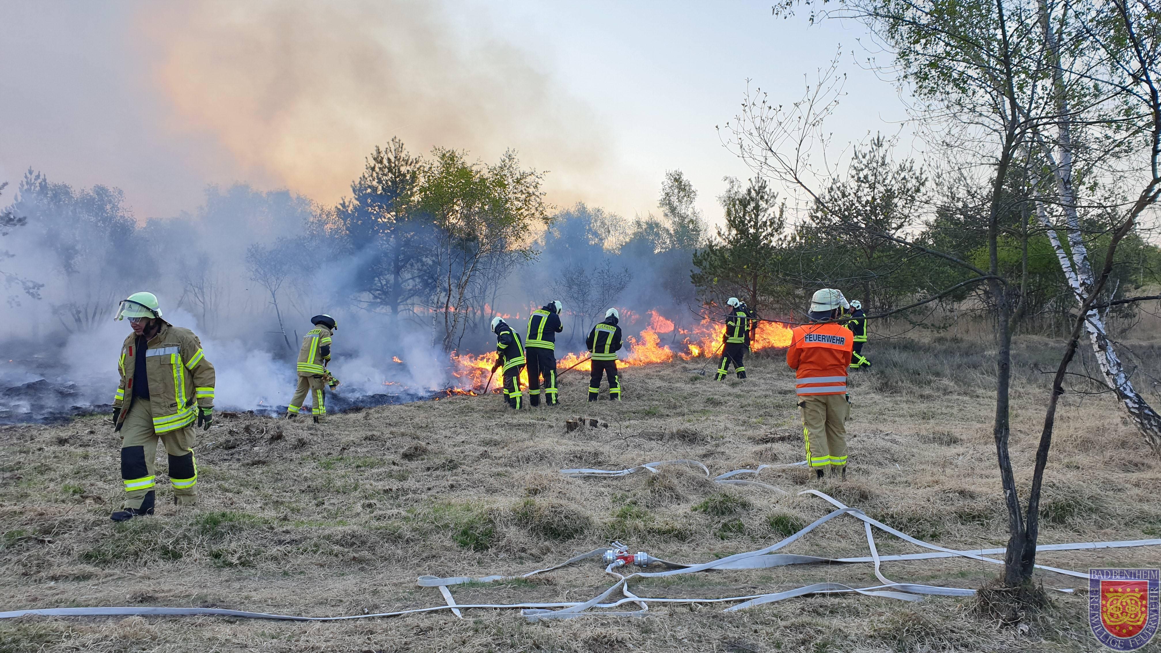 F4 – Flächenbrand