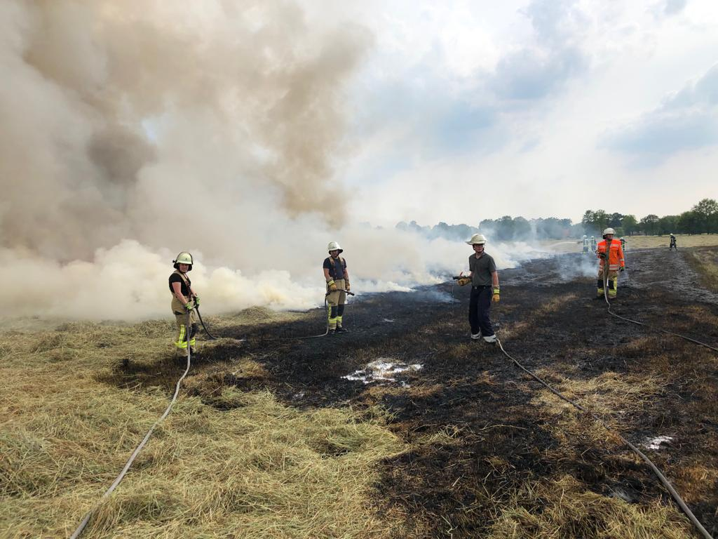 F3 – Flächenbrand