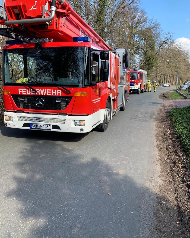 F3Y – Dachstuhlbrand
